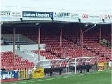Main stand:Under threat