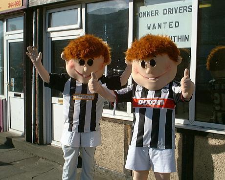 Town v Burnley