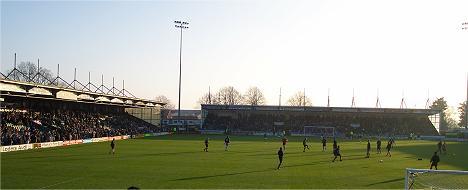 Huish Park