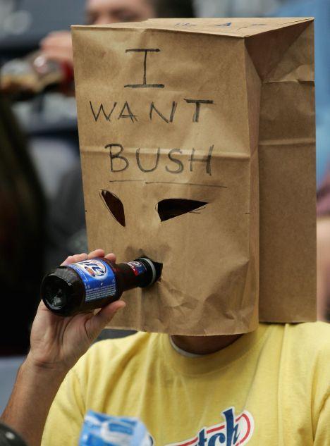 I Want Bush