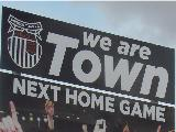 We are Town!